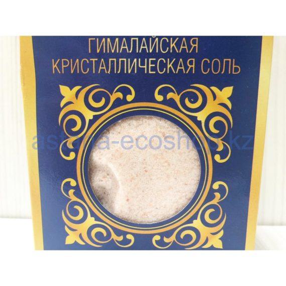 Соль гималайская розовая, кристаллическая (мелкая) — 500 г