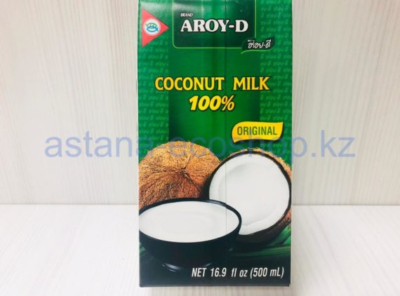 Кокосовое молоко 70 % — 500 мл