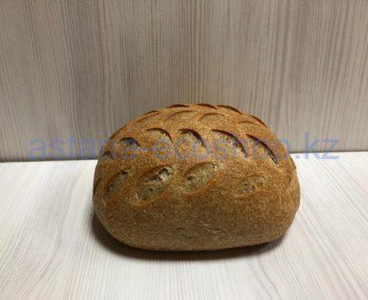 Хлеб гречневый, бездрожжевой