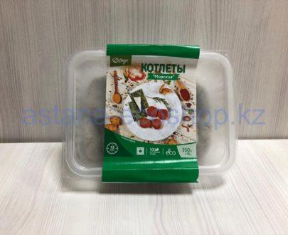 Замороженные котлеты 'Морские' (картофель, брынза, нори), веган, ручная лепка — 350 г
