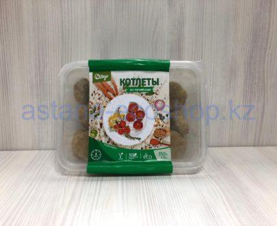 Замороженные котлеты из чечевицы (веган), ручная лепка — 350 г