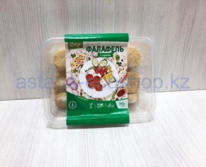 Замороженные фалафель с луком(веган), ручная лепка — 350 г