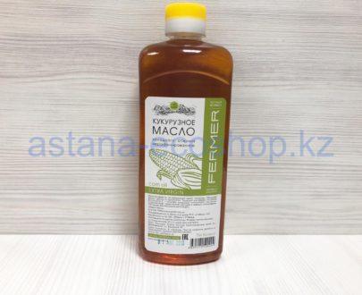 Кукурузное масло (нерафинированное, холодный отжим) — 500 мл