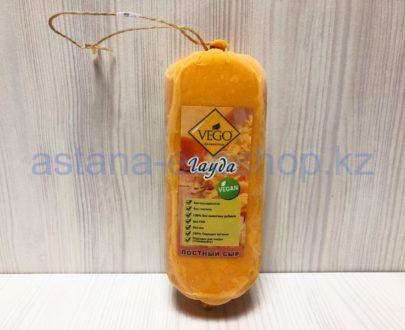 Сыр 'Гауда' постный, замороженный (без глютена, без сои, веган) — 400 г