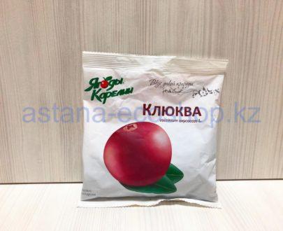 Дикие ягоды, клюква, замороженная — 200 г