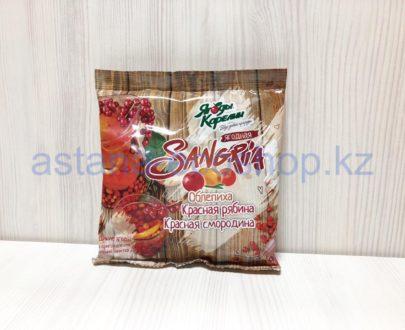 Дикие ягоды, облепиха, красная рябина, красная смородина (для сангрии), замороженная — 300 г