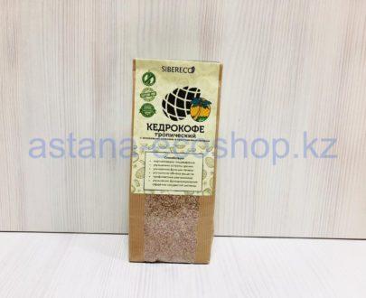 Кедрокофе тропический с кокосовыми сливками и тростниковым сахаром (без глютена) — 250 г