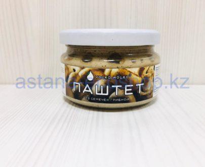 Паштет из семечек, грибной — 200 г