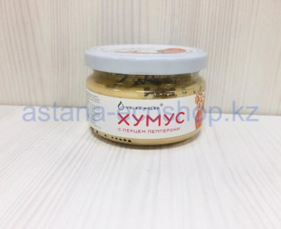 Хумус с перцем пепперони — 200 г