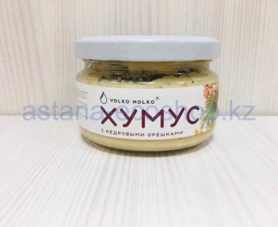 Хумус с кедровыми орешками — 200 г