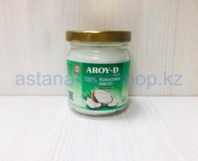 Кокосовое масло (нерафинированное, холодный отжим, веган) — 180 мл