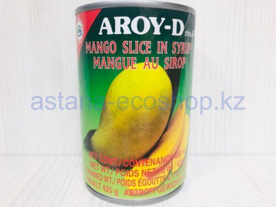 Манго (дольки) в сиропе — 425 г