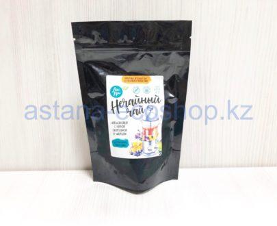 Чай апельсиновый (черная смородина, чабрец), без сахара — 150 г