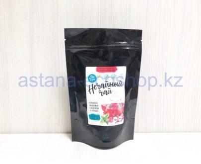 Чай клубнично-малиновый (базилик, корица), без сахара — 150 г