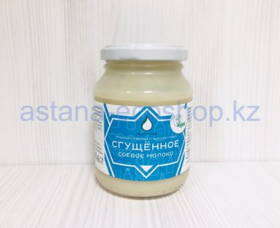 Сгущеное соевое молоко (веган) — 250 г