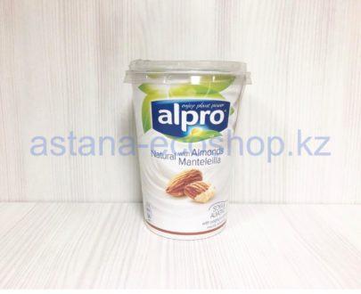Десерт соевый йогуртный 'Миндальный' — 500 г