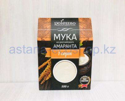 Мука амаранта 1 сорта (без глютена) — 500 г