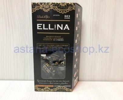 Конфеты Ellina 'Ассорти', со стевией (без сахара) — 150 г