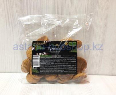 Печенье гречневое 'Румяное' (без сахара, без глютена) — 200 г