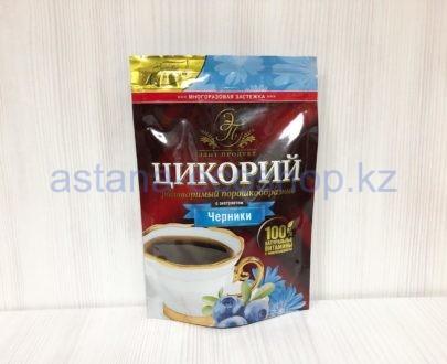 Цикорий с экстрактом черники (натур. заменитель кофе) — 100 г