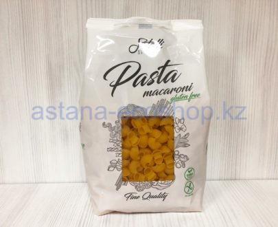 Макароны Pasta 'Sotelli' (кукурузная мука), ракушка, без глютена — 500 г