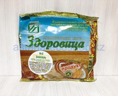 Моментальная каша 'Здоровица' №2 'Знахарь' — 200 г (7 порций)