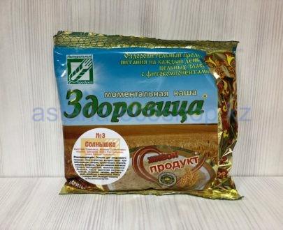 Моментальная каша 'Здоровица' №3 'Солнышко' — 200 г (7 порций)