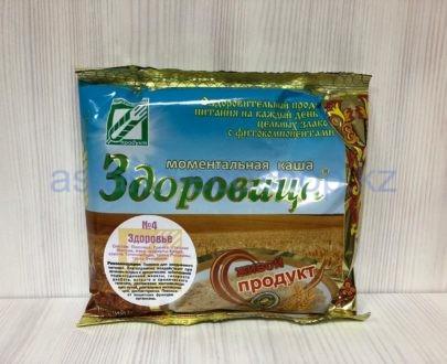 Моментальная каша 'Здоровица' №4 'Здоровье' — 200 г (7 порций)