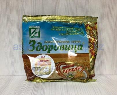 Моментальная каша 'Здоровица' №7 'Сударушка' — 200 г (7 порций)