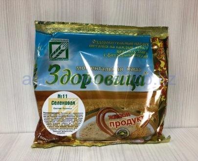 Моментальная каша 'Здоровица' №11 'Селеновая' — 200 г (7 порций)