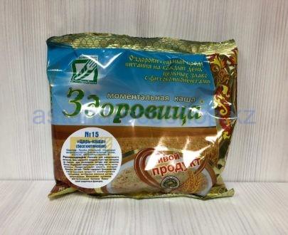 Моментальная каша 'Здоровица' №15 'Царь-каша' (без глютена) — 200 г (7 порций)