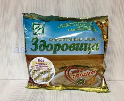 Моментальная каша 'Здоровица' №24 'Аппетитная' (без глютена) — 200 г (7 порций)
