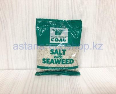 Соль с ламинарией — 100 г