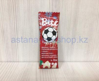 Орехово-фруктовый батончик Bite Star, 'Шоколад-мускатный орех' (без сахара) — 30 г