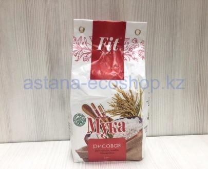 Мука рисовая для лапши, хлеба, панировки — 500 г