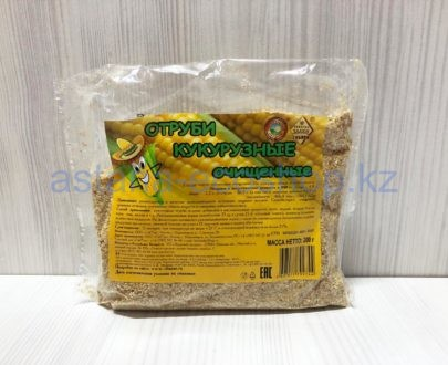 Отруби кукурузные очищенные — 200 г
