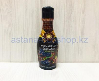 Бальзамический соус-крем с лесным орехом Premium — 220 мл