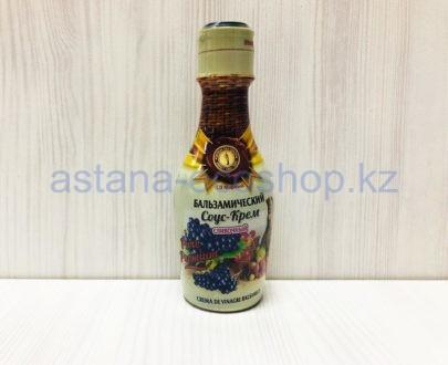 Бальзамический соус-крем сливочный Premium — 220 мл