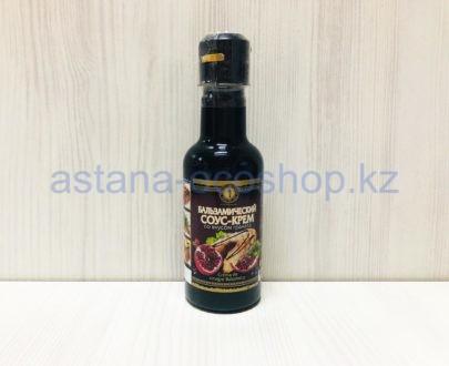 Бальзамический соус-крем со вкусом граната — 220 мл