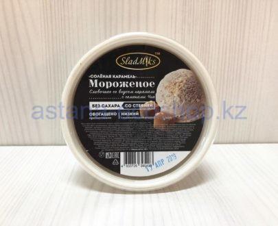 Мороженое сливочное карамельное (без сахара) — 120 г
