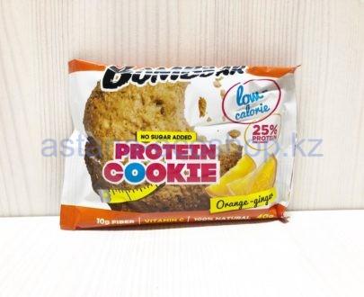 Печенье BombBar протеиновое (без сахара) — 40 г