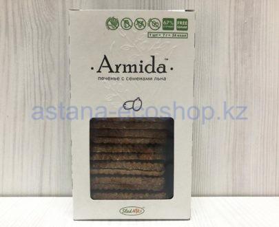 Печенье с семенами льна (без сахара, без муки) — 150 г