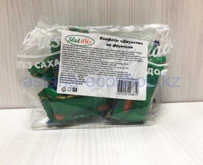 Конфета 'Джунгли' на фруктозе (без сахара) — 190 г