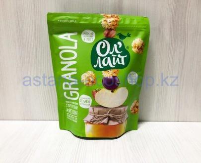 Гранола 'Оллайт' с фруктами и орехами — 280 г