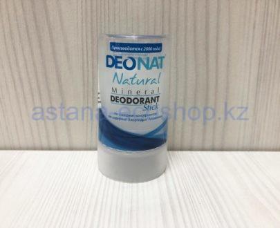 Дезодорант натуральный минеральный — 100 г