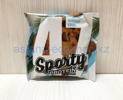 Печенье Protein 'Шоколад кокос' — 65 г