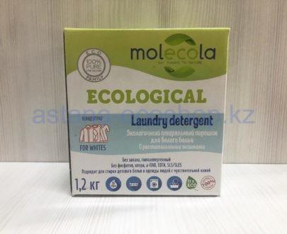 Экологичный стиральный порошок для белого белья — 1,2 кг