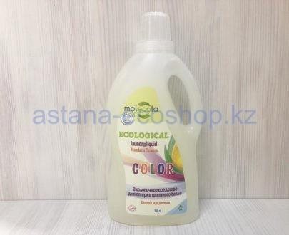 Экологичное средство для стирки цветного белья — 1,5 л