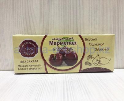 Натуральный мармелад с вишней — 140 г