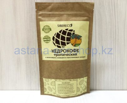 Кедрокофе 'Тропический' с кокосовыми сливками — 250 г
